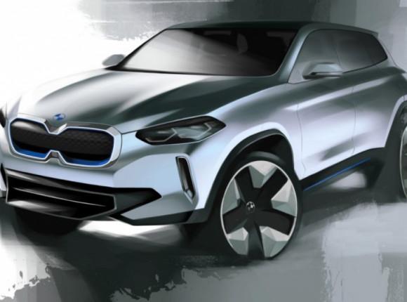 Кросовери BMW iX3 та BMW iX5: ще два кроки у майбутнє