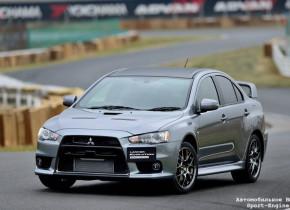 Mitsubishi Lancer Evo: і все ж таки