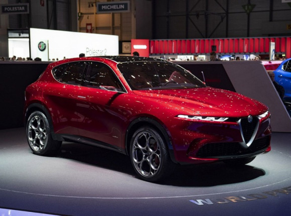 Alfa Romeo Tonale: перепустка на конвейєр