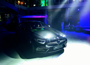 Mercedes-AMG CLS 53: новое