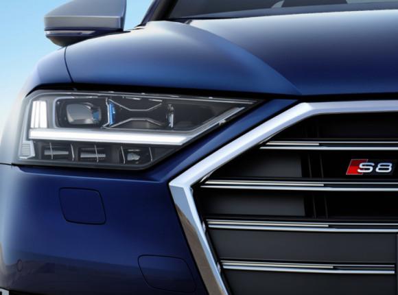 Нова Audi S8: все йде за планом (ДОПОВНЕНО)