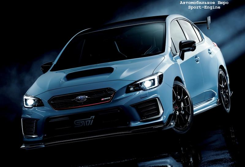 end of production Subaru WRX